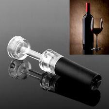 6CD8016 Transparent Vin Rouge Vide Ouvre-Bouteille Pression Cork Pops Escarpins Outil