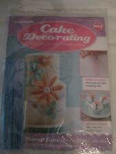 Deagostini Cake Decorating Magazine ISSUE 108 WITH 2 RIBBON EMBOSSERS