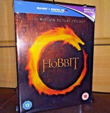 The Hobbit Trilogy [Blu-ray] [2015] [Region Free] ✔NEW✔