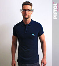 Einfarbige Kurzarm Herren-T-Shirts