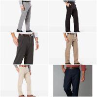 Clearance Mens Dockers Best Pressed Signature Khaki Classic Fit Flat Front Pants