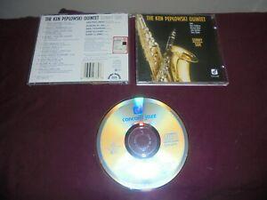 "The Ken Peplowski Quintet ""Sonny Side"" CD CONCORD JAZZ USA 1989"
