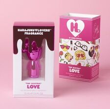 NEW Harajuku Lovers 💜 Pop Electric 'Love' perfume fragrance .5 oz COLLECTIBLE