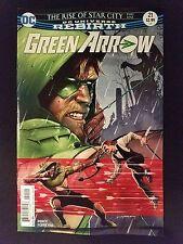 Dc Universe Rebirth Green Arrow # 21 (1st Print)