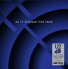 U2 - 11 O'Clock Tick Tock 40th Anniversary Edition  RSD 2020 Record Store Day