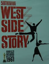WEST SIDE STORY (1961) 50th Anniversary Edition Natalie Wood Rita Moreno SEALED