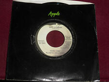 "YOKO ONO ""Mrs. Lennon"" Apple 1839"