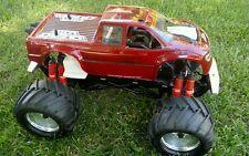 Kyosho GIGA CRUSHER dual force RC nitro monster truck twin engine 3 speed trans