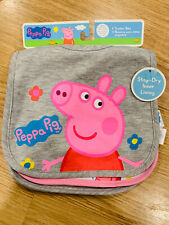 New listing New-Peppa Pig- 3-Pack Toddler Bibs