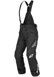 FXR Mission X Snow Pant Black