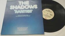 "THE SHADOWS  ""RARITIES""    LP   STEREO/MONO"