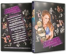 Official Shimmer Women Athletes Volume 56, Female Wrestling Event DVD