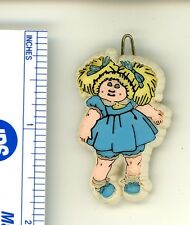 VINTAGE Cabbage Patch Girl Hair Clip 1983