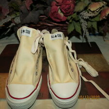 Vintage Converse Chuck Taylor All Stars Low Cut Made In Usa Size 11.5 Men's Usa!