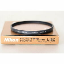 Nikon 72mm L1Bc Skylight Filter / Skylightfilter L1Bc E-72 / Schutzfilter