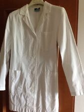 camice bianco laboratorio Bianco Universitario Farmacia Donna Taglia 40