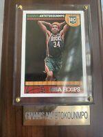 Giannis Antetokounmpo RC NBA #275 2013-14 Panini. Gem Mint Like Condition