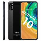 Android 10 4g Mobile Phone Sim Free Unlocked, 2020 Hafury M20 Smartphones,
