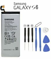 New Genuine Samsung Galaxy S6 Battery EB-BG920ABE SM-G920 Replacement + Tools