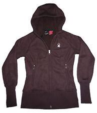 Spyder Full-Zip Stryke Hoodie Jacket, Women's XS