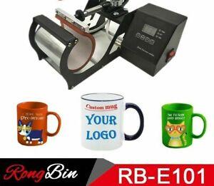 Mug Heat Press Machine Printer Digital DIY Portable Muntifunctional Sublimations