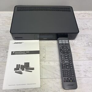 Bose SoundTouch AV 520 Control Console Only !!! 100% Working HDMI Outputs Nice