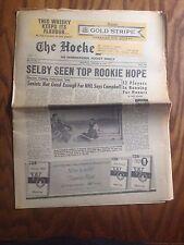 1966 The Hockey News Magazine January 8th Issue
