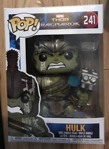 Hulk Funko Pop Marvel Thor Ragnarok #241