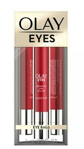 Olay Eyes Depuffing  Eye Roller 6ml full sz New In Box clinically proven results