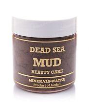 250g Mar Muerto Seco BARRO DE JORDANIA •Natural• Piel Grasa • CELULITIS•