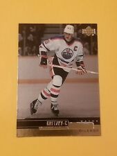 WAYNE GRETZKY  1999-00 Upper Deck Gold Reserve #2 Edmonton Oilers  HOF