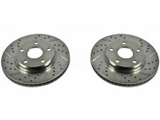 For 2006-2017 Toyota RAV4 Brake Rotor Set Front Power Stop 57184YD 2015 2013