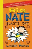 Big Nate Blasts Off, Hardcover by Peirce, Lincoln, Brand New, Free shipping i...