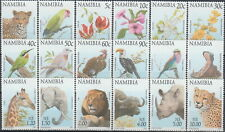 Namibia Defins Flora & Fauna 1997 MNH-22 Euro
