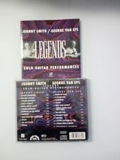 JOHNNY SMITH / GEORGE VAN EPS - LEGGENDS - CD