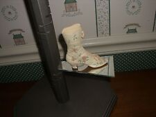 1999 -Just The Right Shoe -Raine Collection-Victorian Wedding Boot Figurine