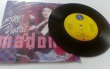 "Madonna-Express Yourself-W2948-Vinyl-7 ""-Single-Record-1989 ex ex"