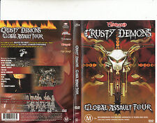 Crusty Demons:Global Assault Tour-2004-Motor Bike Crusty Demons-DVD
