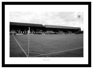 Brentford FC Griffin Park Stadium 1987 Photo Memorabilia