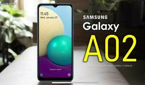 New Samsung Galaxy A02 3GB RAM 32GB 4G LTE Android Unlocked Mobile Phone 2021