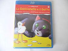 LA GABBIANELLA E IL GATTO di Enzo D'alo'-BLU-RAY-HomeVideo 2014