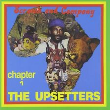 Lee 'Scratch' Perry - Scratch & Company Chapter 1 The Upsetters  CD 2011 NEW CD