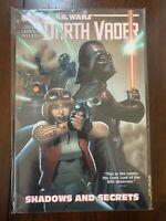 Marvel Star Wars Darth Vader Volume 2 Shadows And Secrets Tpb