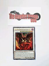 Hot Red Dragon Archfiend Abyss NM 1st Ed YuGiOh DUPO 057 Duel Power Ultra Rare