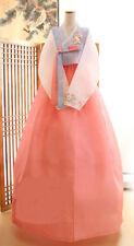 Hanbok Dress Custom Made Korean Traditional Woman Girls Korean National Costume