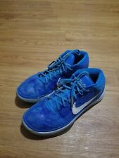 Nike Kobe AD PE Size 9.5 Demar Derozan Blue Mens Basketball Shoe AQ2721-900