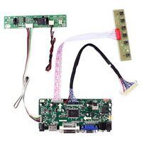 "HDMI DVI VGA LCD Controller Board  For 19"" M195RTN01.1 1600X900 LCD Screen"
