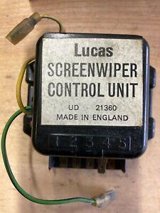 Rolls Royce Front Wiper Control Unit #21360