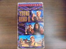 ~~~USED~~Young Guns II  VHS Tapes