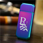Windproof Buntane Flame Gas Refillable Smoking Gas Novelty Cigarette Lighter JW9
